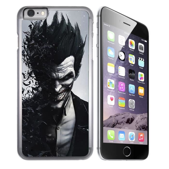 coque iphone 7 plus batman joker chauve souris