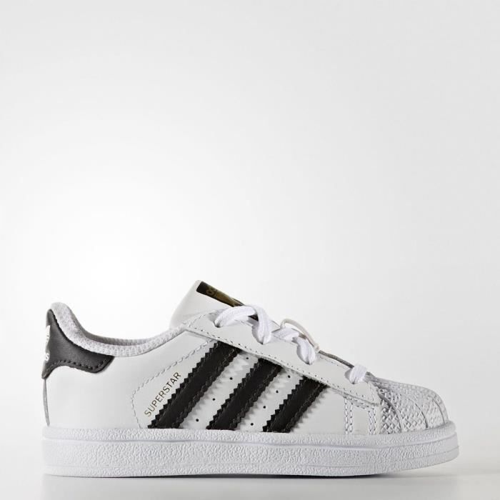 0c936053af5da BASKET ADIDAS ORIGINALS Baskets Superstar Bébé Garçon