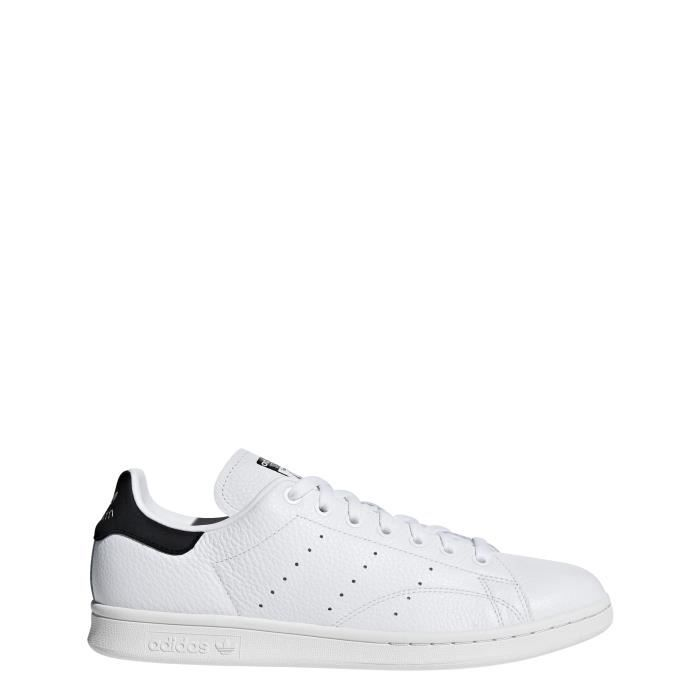 the latest b41dc e2e3f BASKET ADIDAS ORIGINALS Baskets Stansmith - Mixte - Blanc