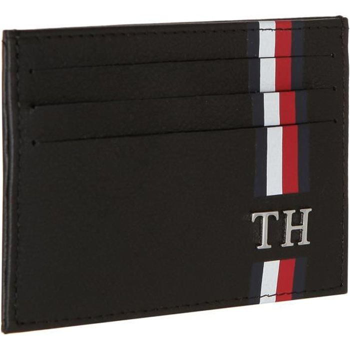 Tommy Hilfiger Portefeuille Core Trifold Homme