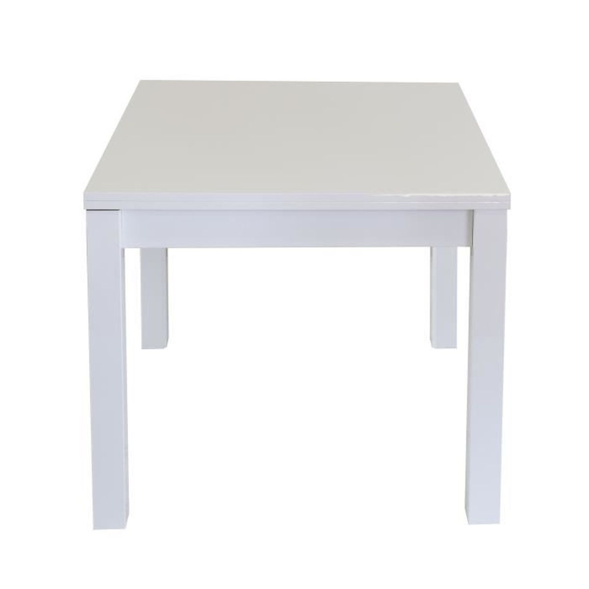 Arsene table de repas extensible de 90cm 180cm naturel for Table extensible 350 cm