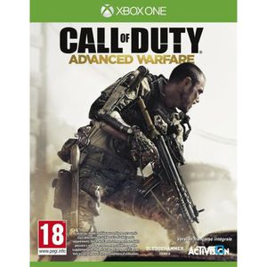 JEU XBOX ONE Call of Duty Advanced Warfare - Jeu Xbox One