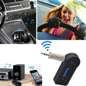 ADAPTATEUR BLUETOOTH Wireless Bluetooth 3.5mm AUX Audio Stereo Music Ho