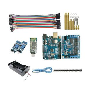 CARTE CONTROLEUR Un ensemble de contrôleurs de robot, RC Bluetooth Wi-Fi