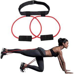 LQKYWNA Bandes de R/ésistance Booty Ceinture Butt Muscle Fitness /élastique Boucle pour la Femme Gym Exercice Entra/înement Formation Glute Lifter