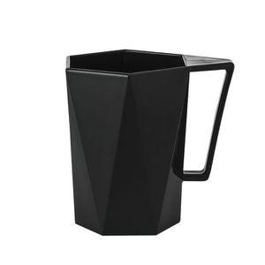 Westmark Plastique-Tasse Camping-Vaisselle Tasse 0,3 l rouge et bleu