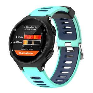 BRACELET DE MONTRE Doux remplacement de silicone montre-bracelet band