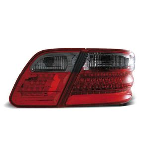 Feux arrières rouge clair pour Mercedes Classe E w210 Berline 95-02