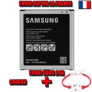 Batterie téléphone Batterie d'origine Samsung EB-BG531BBE/C Pour Sams