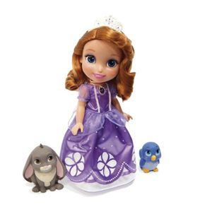 POUPÉE Princesse Sofia Disney–Poupée (cefatoys 88304)