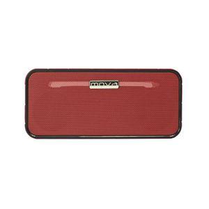 KIT BLUETOOTH TÉLÉPHONE Mova Systems® mc.brick rouge Enceinte portable Blu