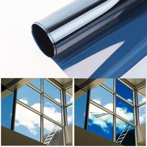 Sécurité et de sécurité film de fenêtre en verre transparent de protection anti brisent 152 cm x 6m