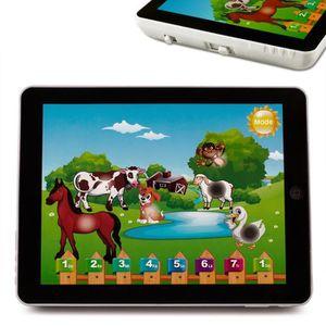 TABLETTE ENFANT Jeu éducatif - Tablette apprentissage - 4 Langues