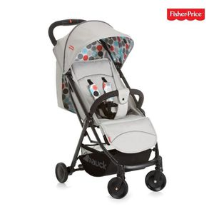 POUSSETTE  HAUCK - poussette rio plus - Fisher Price - grey