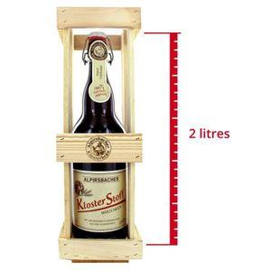 BIÈRE Magnum de bière de 2 litres - la bière d'abbaye de