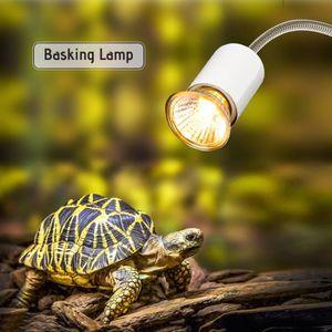 TRÉPIED LAMPE CHANTIER Lampe halogène de chaleur 25W UVA UVB chauffant l'