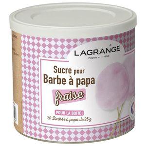 PIÈCE DE PETITE CUISSON LAGRANGE 380007 Boîte de sucre à barbe à papa 500