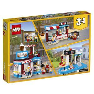 ASSEMBLAGE CONSTRUCTION LEGO® Creator 31077 Un Univers Plein de Surprises