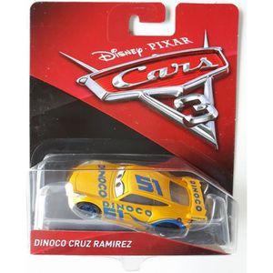 VAISSEAU SPATIAL CARS - Véhicule Cruz Ramirez Dinoco
