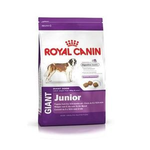 CROQUETTES ROYAL CANIN GIANT JUNIOR 15KG