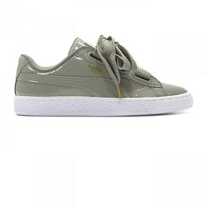 BASKET Chaussures Heart Patent Rock Ridge W e18 - Puma
