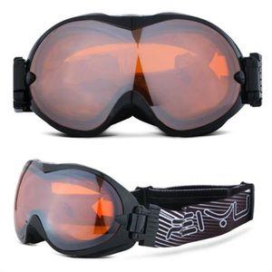 MASQUE - LUNETTES SKI Masque snowboard, Lunette de ski, Masque ski lunet