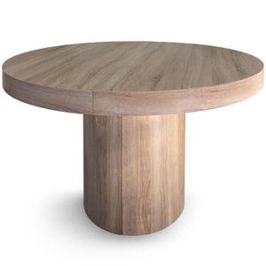 TABLE À MANGER SEULE Table Repas Extensible