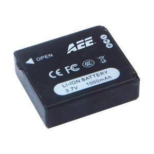 BATTERIE APPAREIL PHOTO Batterie PNJ CAM AEE 1000maH rechargeabl
