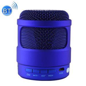 ENCEINTE NOMADE Enceinte Bluetooth d'intérieur bleu Portable Stéré
