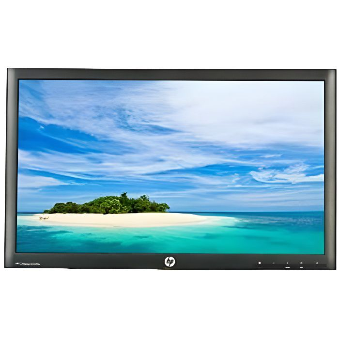 Ecran HP FHD LA2306x 23 Pouces DVI-D • VGA • DisplayPort Sans pied