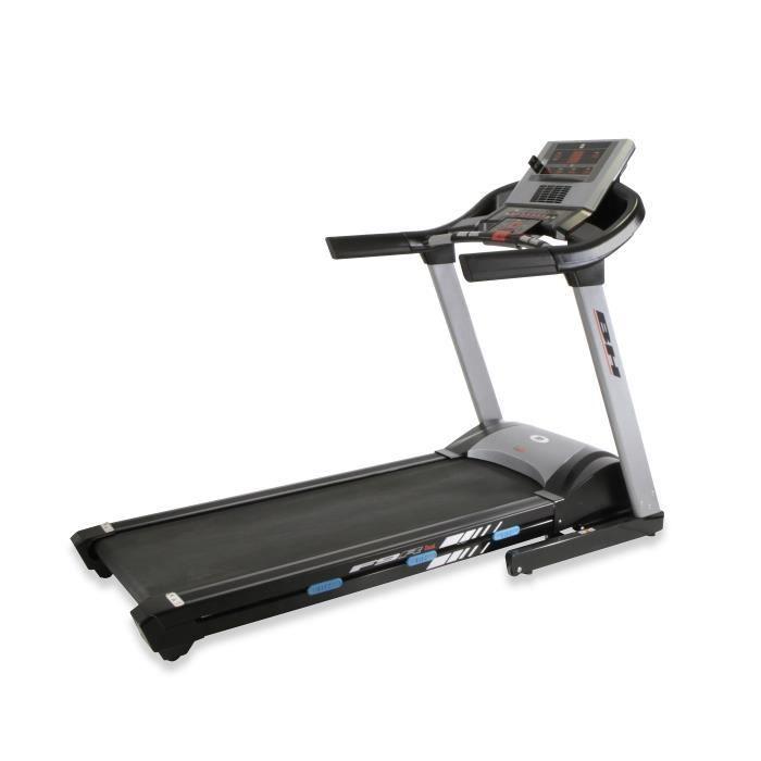 BH Fitness i.F9R DUAL G6520NW tapis de course electrique pliable - 22 Km/h - 155 x 55 cm - i.Concept - 8 ANS DE GARANTIE