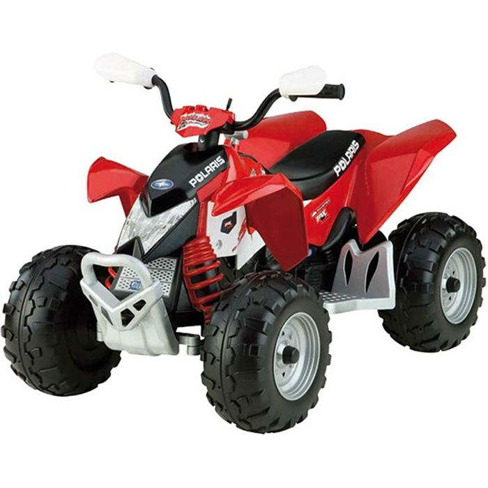 PEG PEREGO Quad Electrique Enfant Polaris Outlaw 12 volts