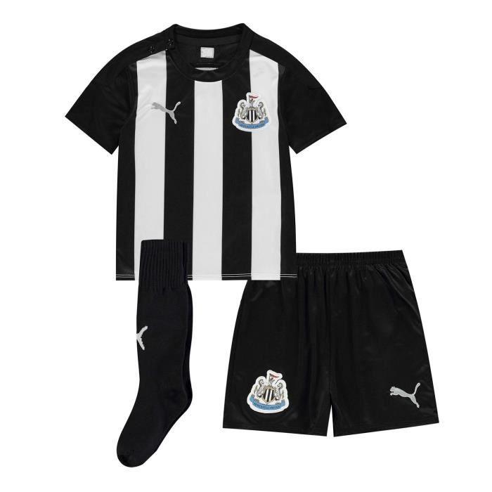 Puma Newcastle United Home Équipe De Football 2020 2021 Enfants