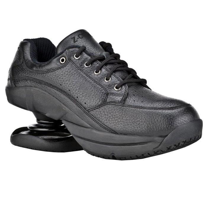 Chaussures De Running FK3GS Soulagement de la douleur Chaussures Legend anti-dérapante en cuir chaussure de tennis Taille-46