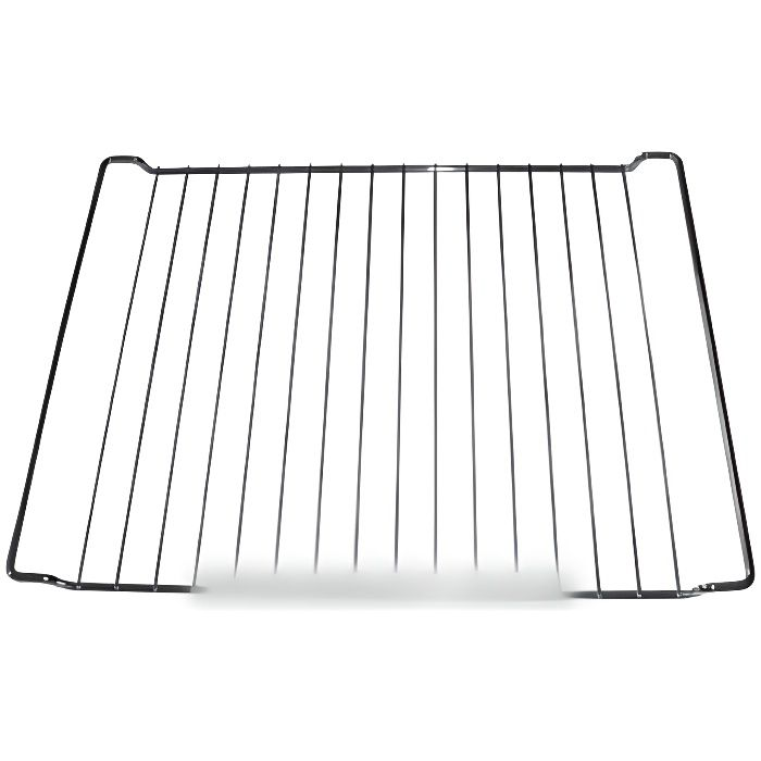 GRILLE INOX 445 x 340 M/M POUR FOUR WHIRLPOOL D388239 - * 481945819991 OVN000WH AKZ211/MR WHIRLP - BVMPièces