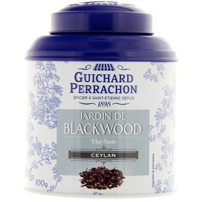 GUICHARD PERRACHON Thé noir Ceylan - 100 g