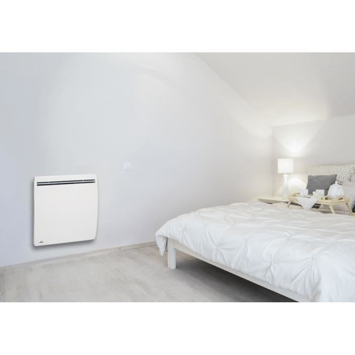 airelec aira692807 radiateur r fractite inertie s che duplex 2000 w horizontal blanc achat. Black Bedroom Furniture Sets. Home Design Ideas