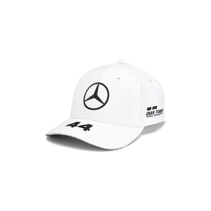 NEUF 2019 Mercedes AMG F1 Team pour Homme Lewis Hamilton Noir Casquette de baseball officiel