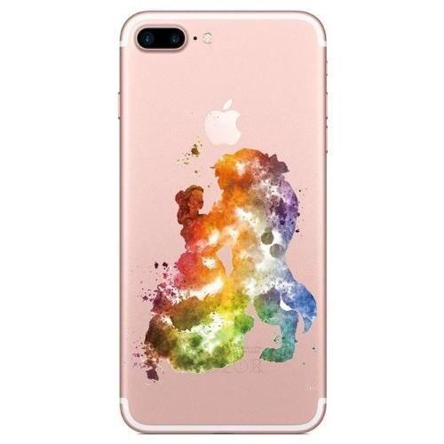 coque iphone 5s la belle et la bete 286x ref
