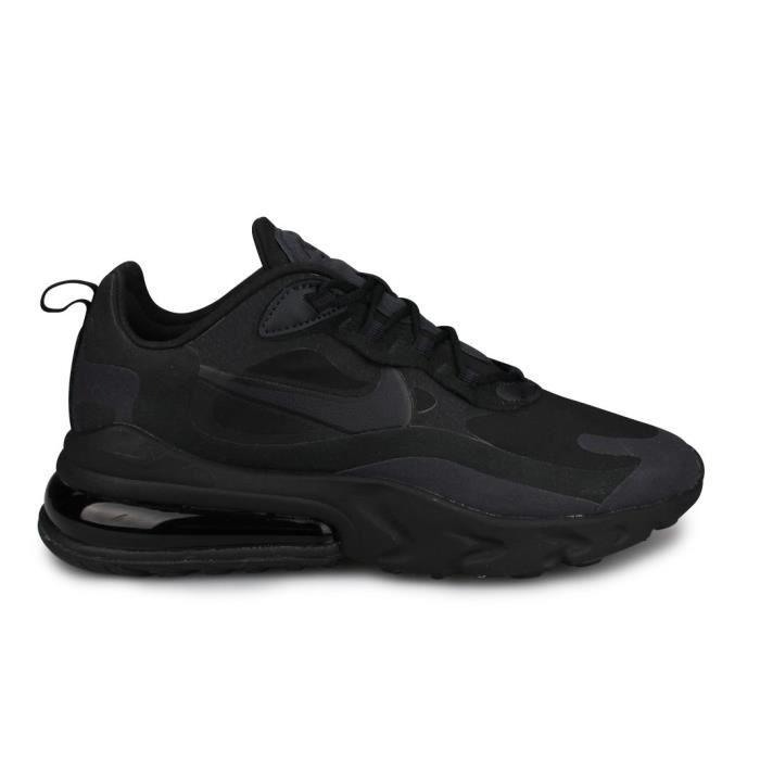 Basket Nike Air Max 270 React Noir Ao4971-003