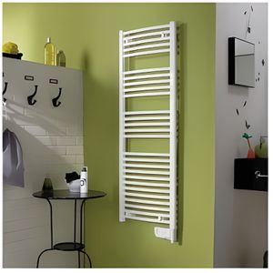 tuyaux seche serviette acova manoa 750w radiateur seche. Black Bedroom Furniture Sets. Home Design Ideas