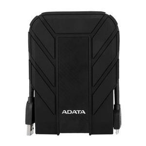 DISQUE DUR EXTERNE Disque dur externe mobile noir, 2,5 pouces, USB3.0