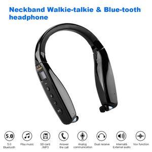 TALKIE-WALKIE Talkie-Walkie & Oreillette Casque Bluetooth pour R
