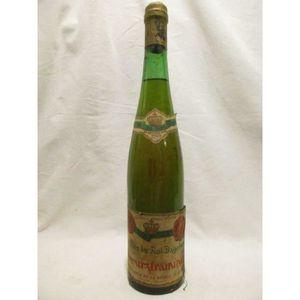 VIN BLANC gewurztraminer les vins du roi dagobert (milieu an