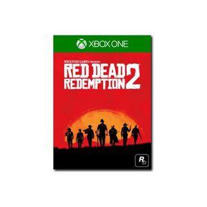 JEU PS4 Red Dead Redemption 2 PlayStation 4 allemand