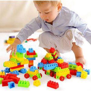 ASSEMBLAGE CONSTRUCTION Novatech 188 PCS Jeu de Construction Cube Assembla