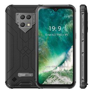 SMARTPHONE Smartphone Incassable 128Go Blackview BV9800 Écran