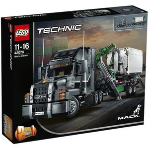 ASSEMBLAGE CONSTRUCTION LEGO® Technic 42078 Mack® Anthem™