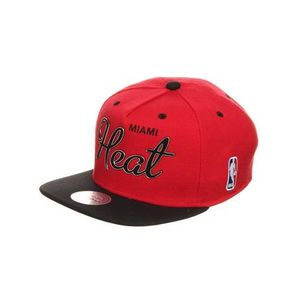 Casquette Miami Heat Mitchell And Ness