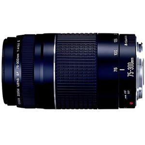OBJECTIF Canon EF 75-300 III f/4-5,6
